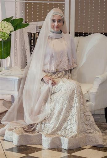 Gaun Pengantin Syar I Baju Pengantin Syari Rias Wajah Pengantin